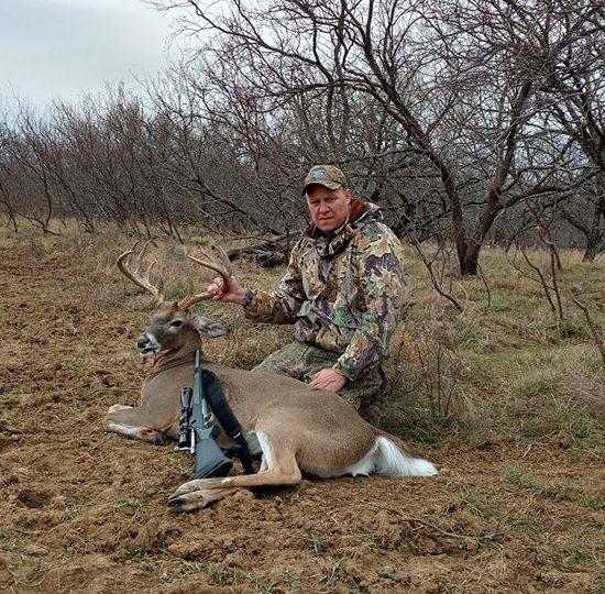 Whitetail Deer Hunts