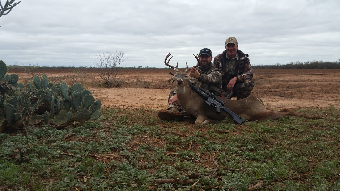 West Texas hunting ranch
